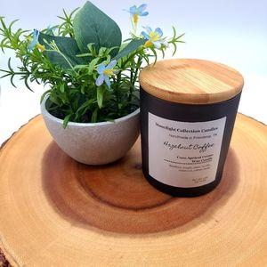Homemade Hazelnut Coffee Candle Coco Apricot Wax